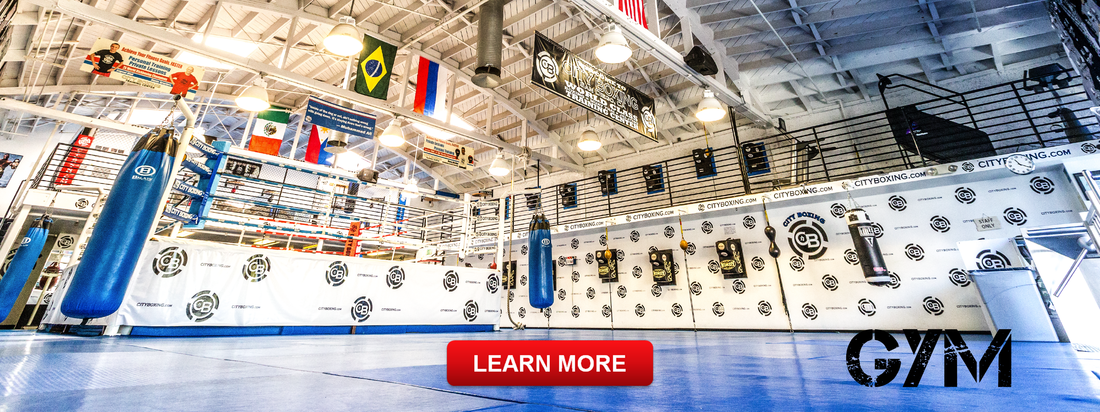 Boxing Gym San Diego